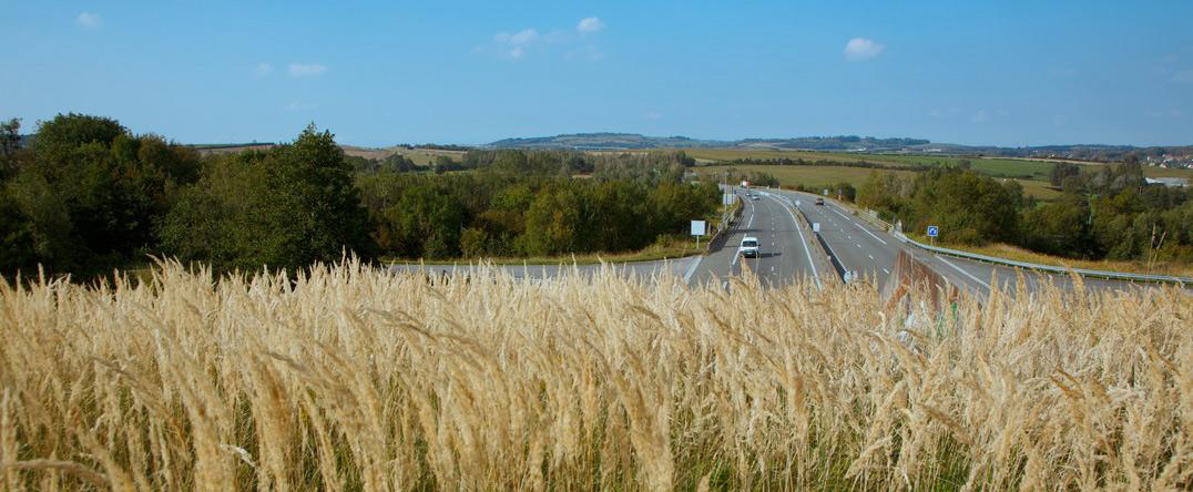 Photo autoroutes Sanef - RSE